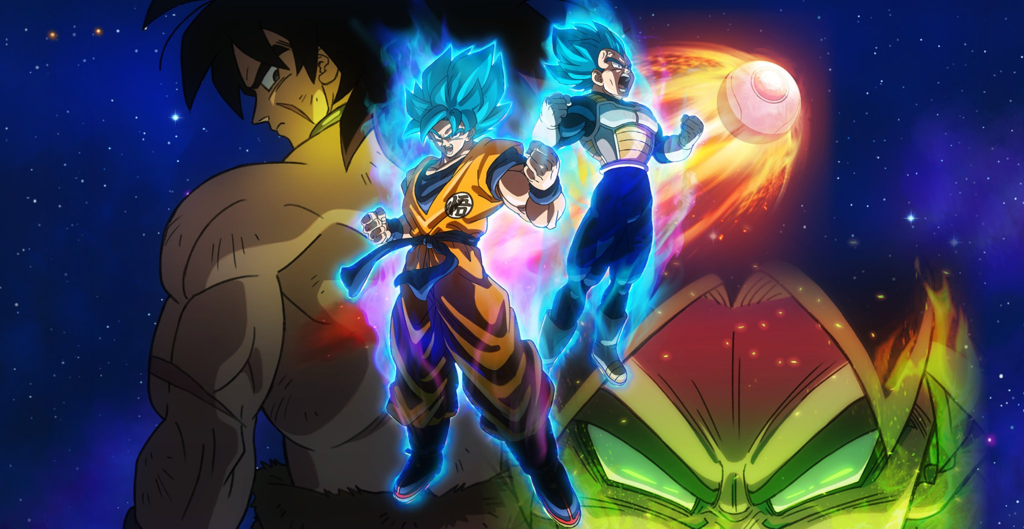 Dragon Ball Super The Movie 2018 Broly