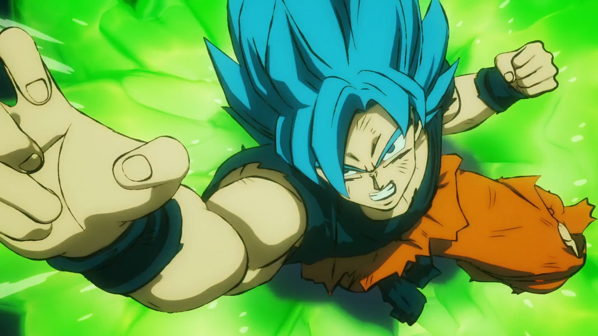 Dragon Ball Super BROLY : Nouveau trailer du film au Comic ...