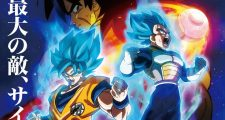 Dragon Ball Super le Film avec BROLY !