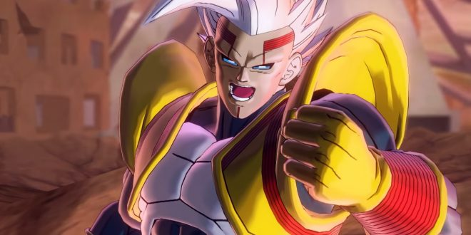 Dragon Ball Xenoverse 2 : Trailer de Super Baby 2