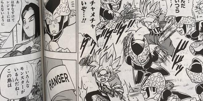Dragon Ball Super : Un chapitre bonus au Jump Victory Carnival 2018