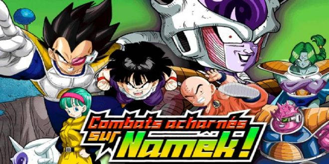 Dragon Ball Z Dokkan Battle : Combats Acharnés sur Namek