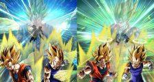 Dragon Ball Z Dokkan Battle : Equipe débordante de combativité - Gogeta et Vegetto LR