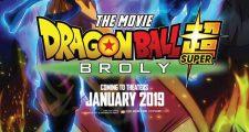 Le film Dragon Ball Super - Broly à l'international en janvier 2019 ?