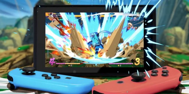 Dragon Ball FighterZ : Une Bêta ouverte sur Switch en août