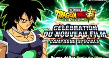 Dragon Ball Z Dokkan Battle : Broly du nouveau film débarque