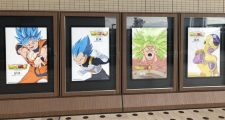 Dragon Ball Super BROLY : De nouvelles affiches promotionnelles au Japon