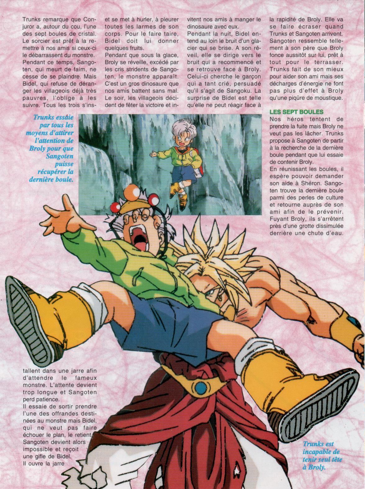 Dragon Ball Z – Nostalgie Club Do 23 - Le retour de Broly