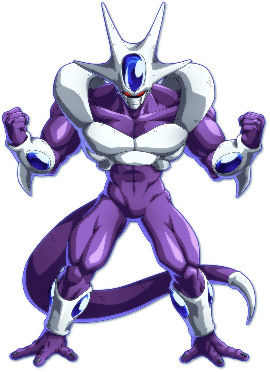 Dragon Ball FighterZ : Cooler