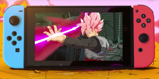 Dragon Ball FighterZ : La Bêta se déroulera du 10 au 12 août sur Switch