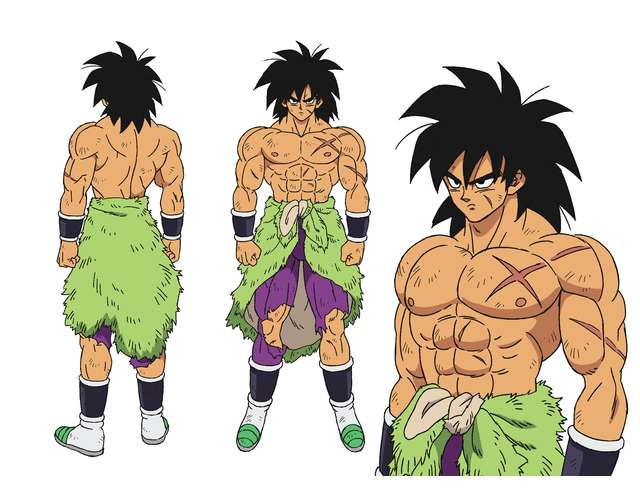Dragon Ball Super Broly Interview De Naohiro Shintani Dragon
