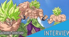 Dragon Ball Movie Frontline - Interview de Naohiro Shintani