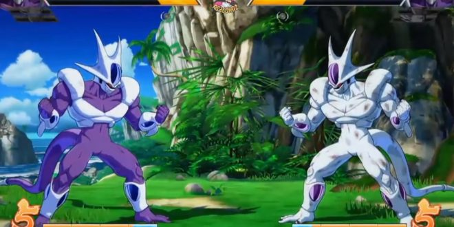 Dragon Ball FighterZ : Gameplay de Cooler