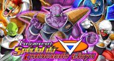Dragon Ball Z Dokkan Battle : L'entraînement spécial du Commando Ginyu LR