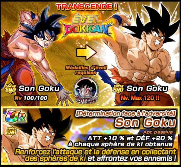 Dragon Ball Z Dokkan Battle : Thalès Le Sinistre Destructeur de l'Univers