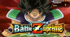 Dragon Ball Z Dokkan Battle : New Broly - Battle Z Suprême