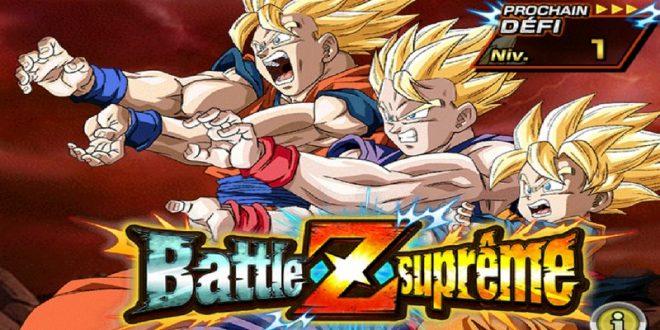 Dragon Ball Z Dokkan Battle : Kamehameha Familial - Battle Z Suprême