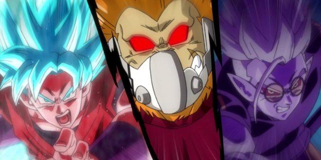 Super Dragon Ball Heroes : Annonce officielle de la Universe Mission 4