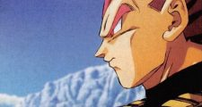 Dragon Ball Super BROLY : Une nouvelle image du film nous montre Vegeta en Super Saiyan God