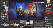 Dragon Ball Xenoverse 2 : Date de sortie de l'EXTRA PACK 3