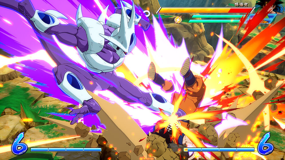 Cooler Dragon Ball FighterZ