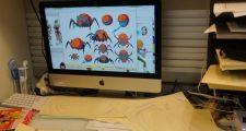 Dragon Ball Super BROLY : Un aperçu de l'espace de travail de Shintani