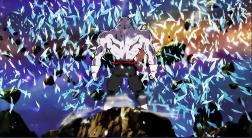 Dragon Ball Super - Vegeta SSB Evolution et les motivations de Jiren