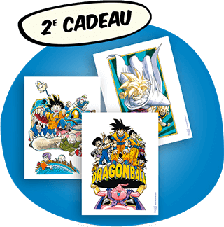 Hachette Collections sort une édition Dragon Ball au format Shonen Jump