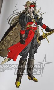 Interview d'Akira Toriyama dans le livre Dragon Quest Illustrations