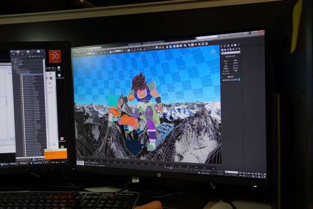 Dragon Ball Super Broly CGI
