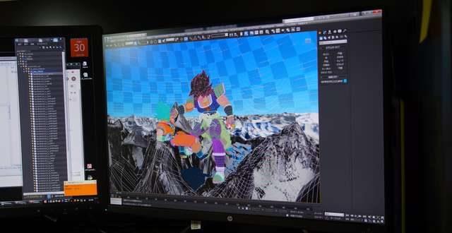 Dragon Ball Super BROLY : Interview des responsables des animations 3D