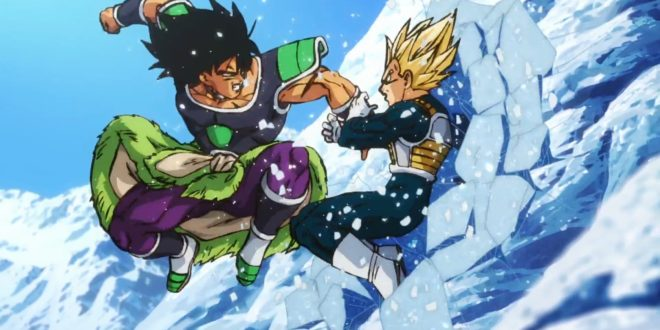 Dragon Ball Super BROLY : Interview du personnel de production