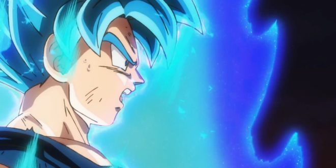 Dragon Ball Super BROLY : Première mondiale le 14 novembre au Nippon Budokan