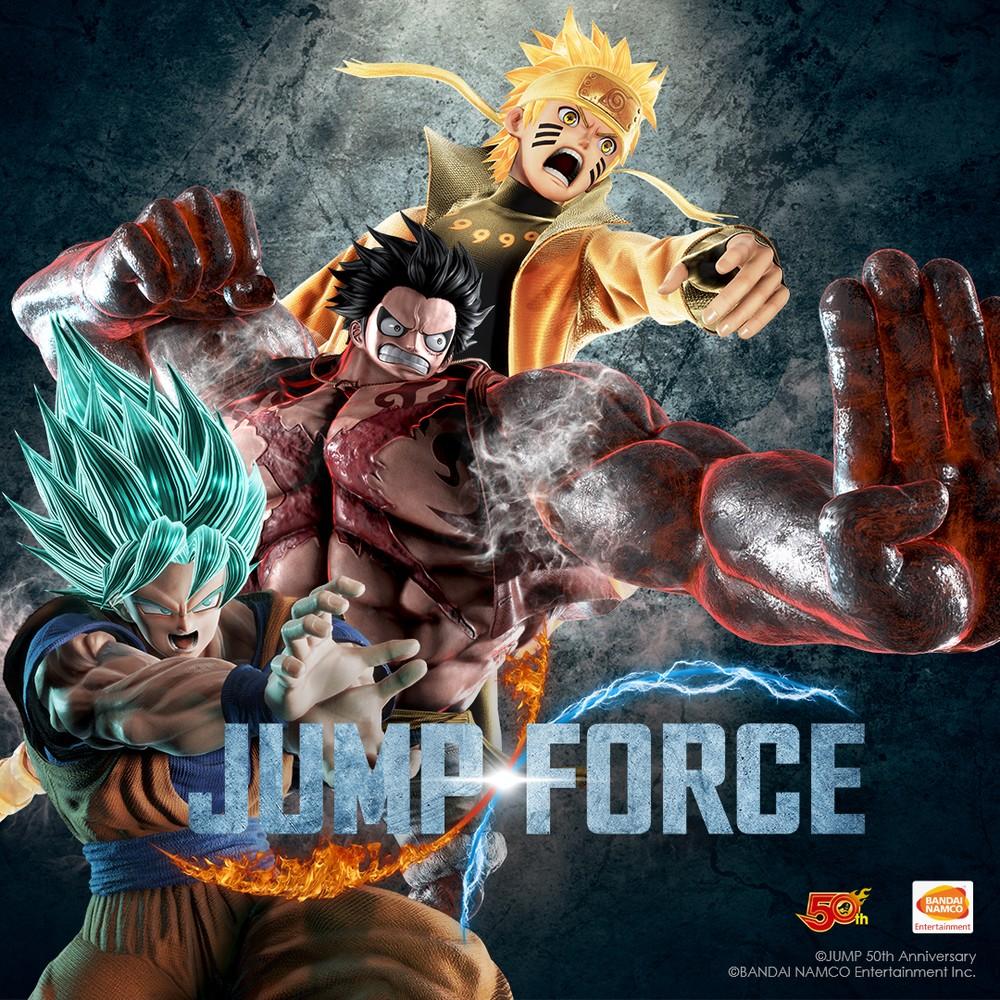 JUMP FORCE : Date De Sortie, édition Collector, Bonus De