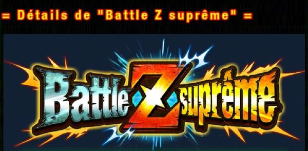 Dragon Ball Z Dokkan Battle : Piccolo - Battle Z Suprême