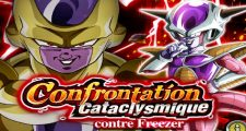 Dragon Ball Z Dokkan Battle : Confrontation Cataclysmique Contre Freezer