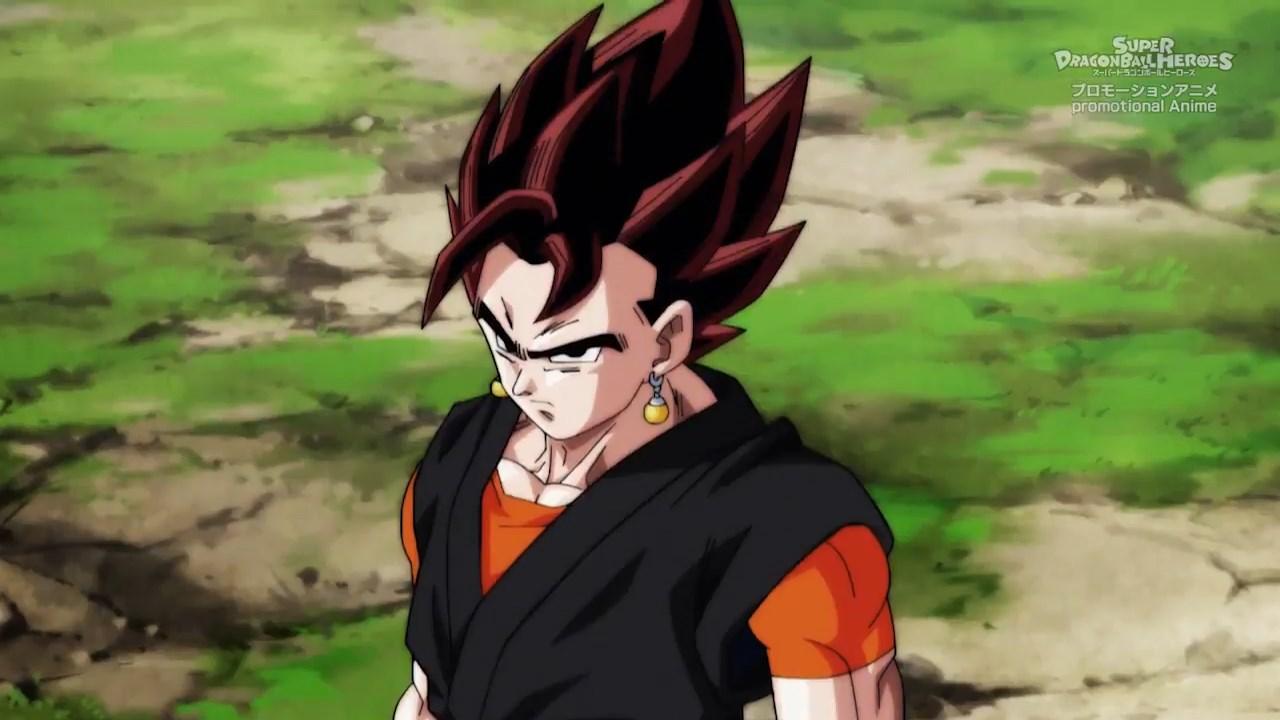 Super Dragon Ball Heroes Vegetto