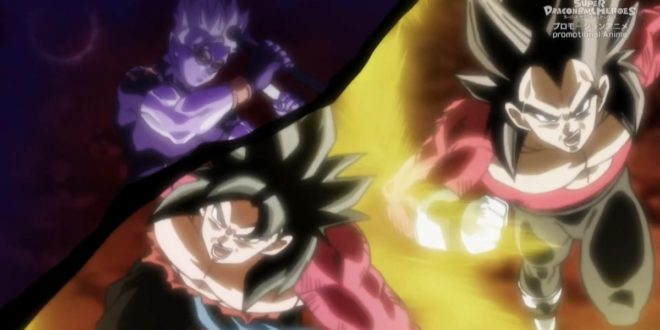 Super Dragon Ball Heroes Épisode 6 : Preview du site officiel
