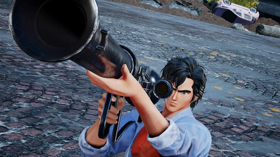 JUMP FORCE Ryo Saeba (City Hunter / Nicky Larson)