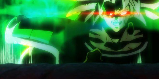 Dragon Ball Super BROLY devrait durer 1 heure 40