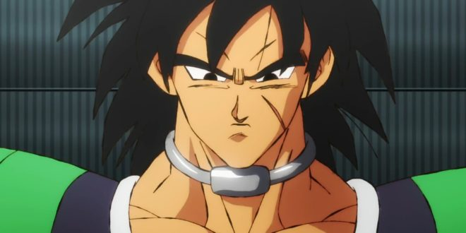 Dragon Ball Super BROLY : Un Light Novel par Masatoshi Kusakabe