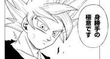 Résumé du chapitre 41 de Dragon Ball Super