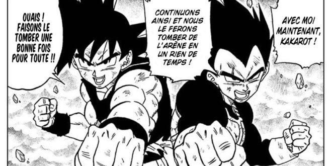 Dragon Ball Super Chapitre 41 VF