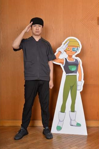 Dragon Ball Super BROLY : Interview de Tomokazu Sugita (Lemo)