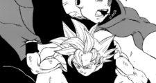 Dragon Ball Super Chapitre 41 : Premières images