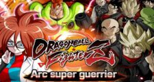 Dragon Ball Z Dokkan Battle x Dragon Ball FighterZ Arc Super Guerrier