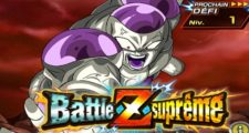 Dragon Ball Z Dokkan Battle : Freezer - Battle Z Suprême