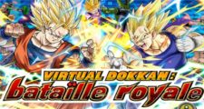 Dragon Ball Z Dokkan Battle : Virtual Battle
