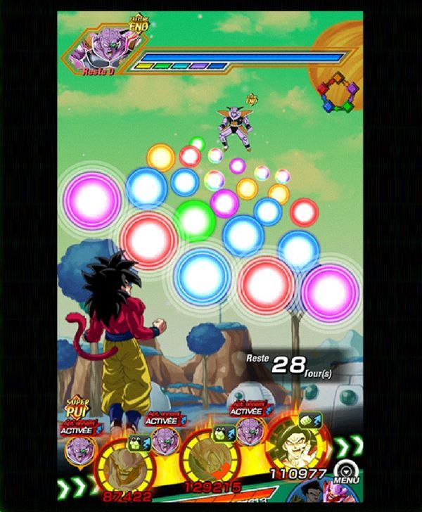 Dragon Ball Z Dokkan Battle : Virtual Battle