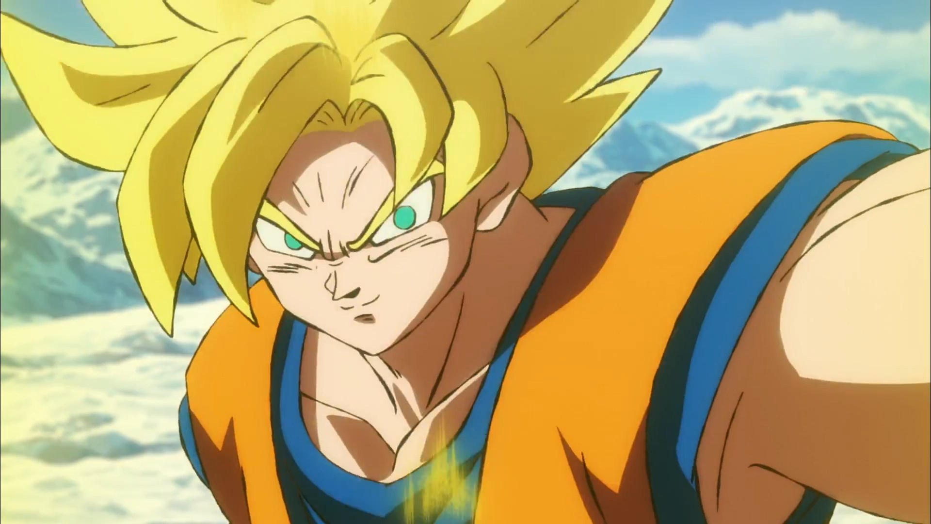 Dragon Ball Super BROLY : Goku Super Saiyan